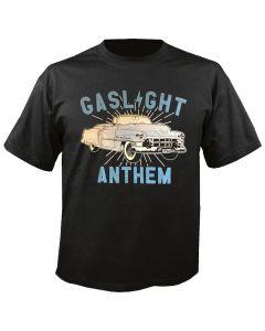 THE GASLIGHT ANTHEM - Car - T-Shirt