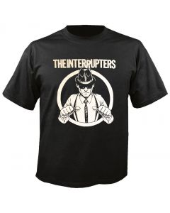 THE INTERRUPTERS - Suspenders - T-Shirt