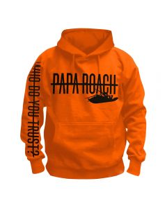 PAPA ROACH - Who Do You Trust? - Blaze - Orange - Kapuzenpullover / Hoodie