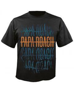 PAPA ROACH - Who Do You Trust? - Warped Repeater - T-Shirt