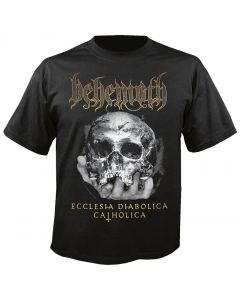 BEHEMOTH - Ecclesia Skull - T-Shirt