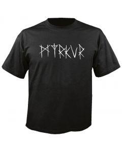 MYRKUR - Logo - T-Shirt