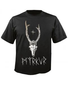 MYRKUR - Deer Skull - T-Shirt