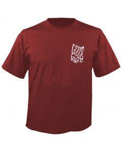 GOUGE AWAY - Burnt Sugar - T-Shirt
