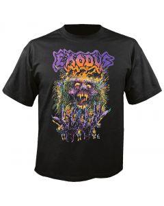 EXODUS - Splatter Head - T-Shirt