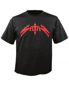 SATAN - Classic Logo - T-Shirt
