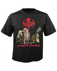 SATAN - Court in the Act - T-Shirt