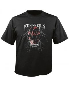 ICE NINE KILLS - Screaming Skull - T-Shirt