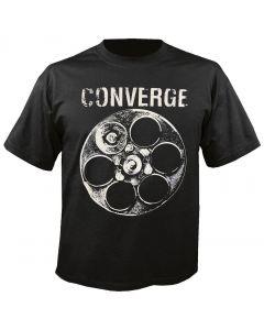 CONVERGE - The Chamber - Black - T-Shirt