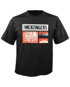 THE MENZINGERS - Hello Exile - Collage - T-Shirt
