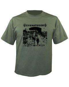 EYEHATEGOD - New Orleans is the new Vietnam - T-Shirt