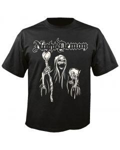 NIGHT DEMON - Night Demon - Cover - T-Shirt