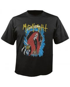 MIDNIGHT - Bone Coffin - T-Shirt