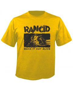 RANCID - Make it Loud alive - T-Shirt