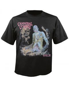 CANNIBAL CORPSE - Vile - Cover - T-Shirt