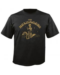 THE MENZINGERS - Alien - T-Shirt