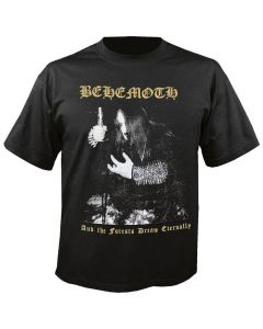 BEHEMOTH - Ceremony of Wolves - T-Shirt