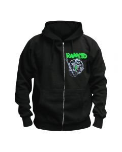 RANCID - Skele Tim - Guitar - Kapuzenjacke / Zipper