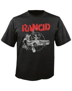 RANCID - Cadillac - T-Shirt
