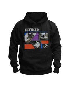 REFUSED - The Shape of Punk - Kapuzenpullover / Hoodie