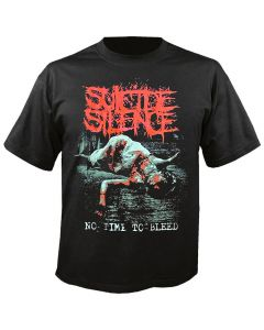 SUICIDE SILENCE - No Time to Bleed - T-Shirt