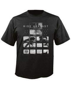 RISE AGAINST - Nowhere Generation - Cover - T-Shirt