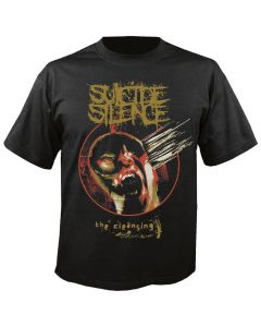 SUICIDE SILENCE - The Cleansing - Where is your God - T-Shirt