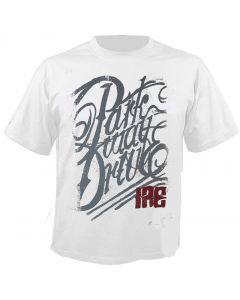 PARKWAY DRIVE - Ire Script - White - T-Shirt