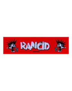 RANCID - Mohawk - Superstrip / Patch / Auhnäher