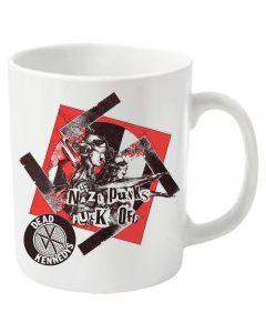 DEAD KENNEDYS - Nazi Punks , Fuck off - Tasse / Mug