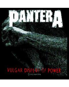 PANTERA - Vulgar - Display of Power - Patch / Aufnäher