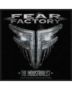 FEAR FACTORY - The Industrialist - Patch / Aufnäher