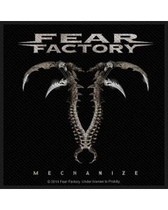 FEAR FACTORY - Mechanize - Patch / Aufnäher