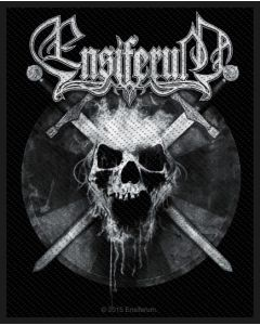 ENSIFERUM - Skull - Patch / Aufnäher