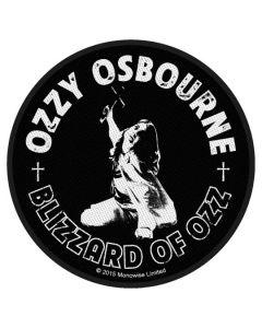 OZZY OSBOURNE - Blizzard of Ozz - Patch / Aufnäher