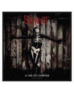 SLIPKNOT - The Gray Chapter - Patch / Aufnäher