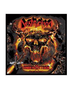DESTRUCTION - Under Attack - Patch / Aufnäher