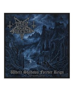 DARK FUNERAL - Where Shadows forever Reign - Patch / Aufnäher