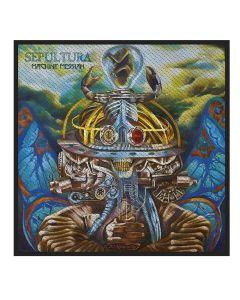 SEPULTURA - Machine Messiah - Patch / Aufnäher
