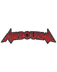 AIRBOURNE - Logo - Cut Out - Patch / Aufnäher