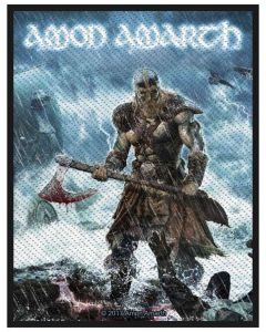 AMON AMARTH - Jomsviking - Patch / Aufnäher