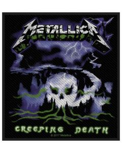 METALLICA - Creeping Death - Patch / Aufnäher