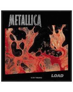 METALLICA - Load - Patch / Aufnäher