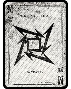 METALLICA - Dealer - Patch / Aufnäher