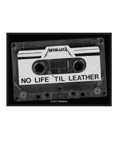 METALLICA - No Life - Til Leather - Patch / Aufnäher
