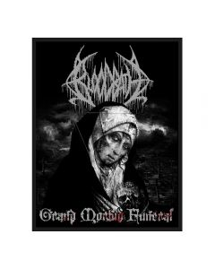 BLOODBATH - Grand Morbid Funeral - Patch / Aufnäher