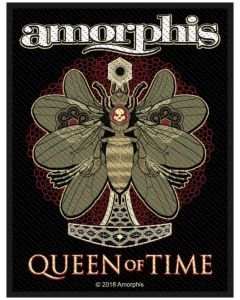 AMORPHIS - Queen of Time - Patch / Aufnäher