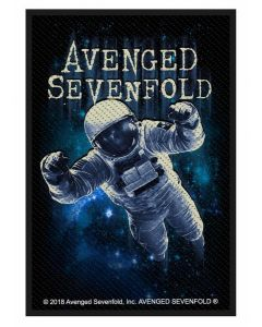 AVENGED SEVENFOLD - The Stage - Patch / Aufnäher