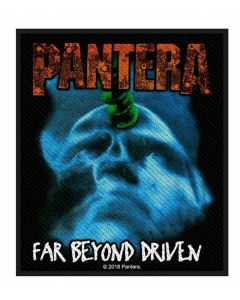PANTERA - Far Beyond Driven - Patch / Aufnäher