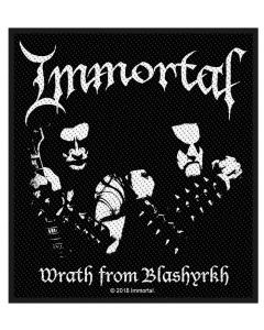 IMMORTAL - Wrath from Blashyrkh - Patch / Aufnäher